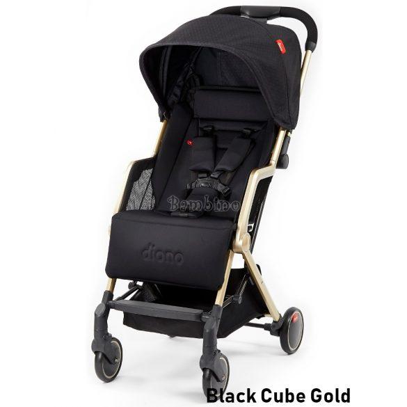 Diono Traverze sport babakocsi-Black Cube Gold