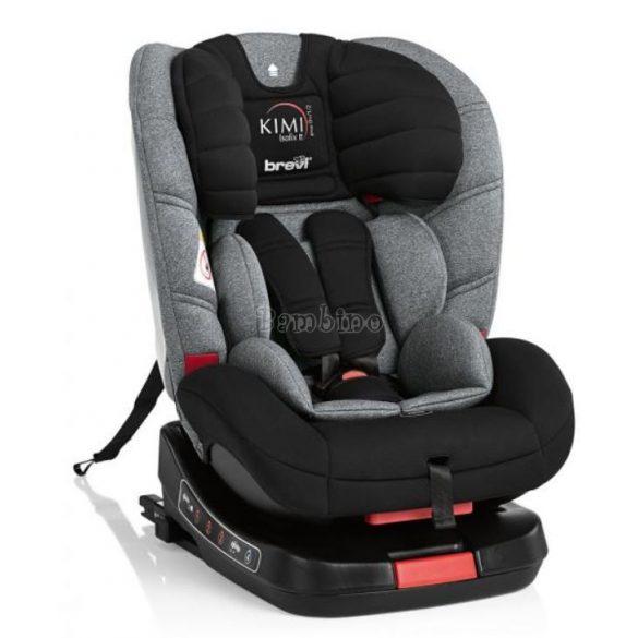Brevi Kimi Grey Isofix gyerekülés  0-25 kg