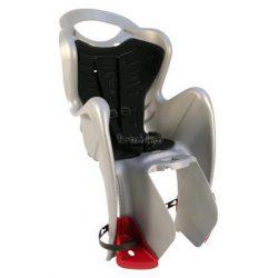 Bellelli MrFox Standard bi-fix kerékpárülés - ezüst