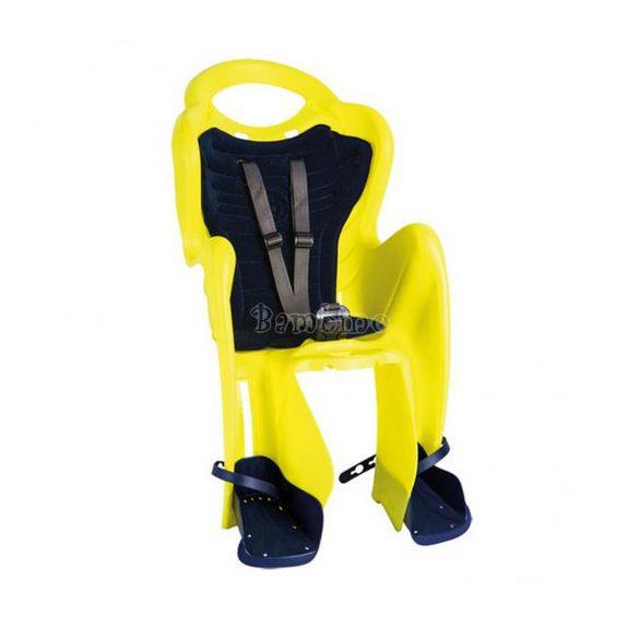 Bellelli MrFox standard Hi-Viz kerékpárülés, bicikliülés - sárga
