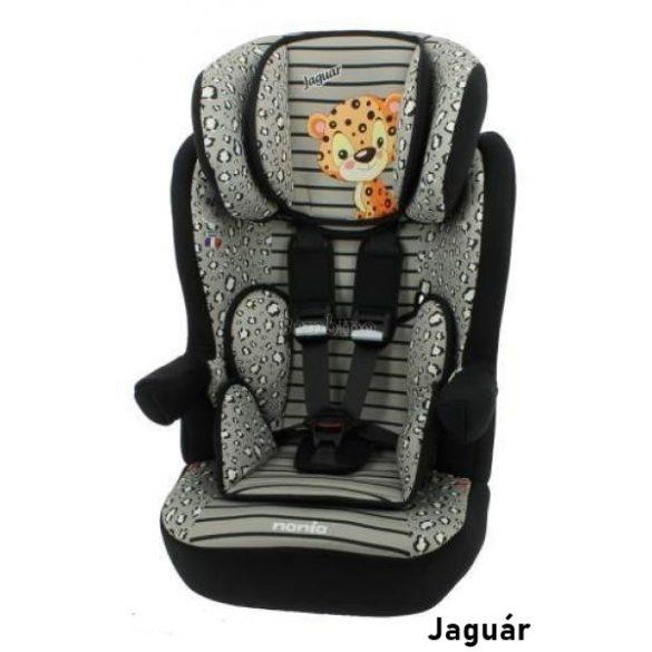 Nania I-Max Animal 9-36 kg gyerekülés jaguár