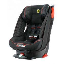 Ferrari Saturn BLACK gyerekülés 9-18 kg