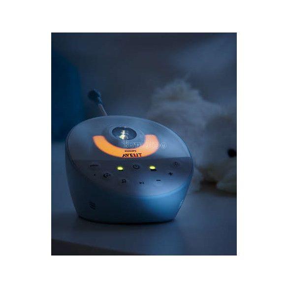 Philips Avent SCD580 bébiőrző és éjszakai fény