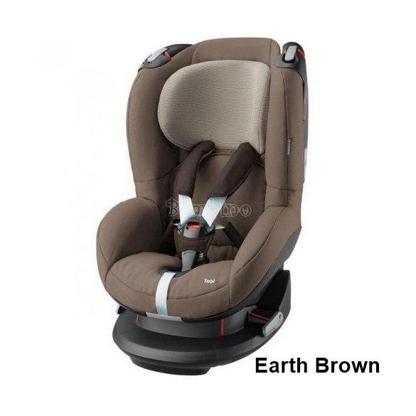 Maxi-Cosi Tobi Earth Brown gyerekülés 9-18 kg