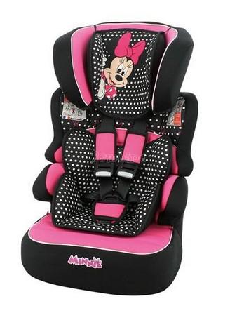 Nania Disney Beline SP Luxe gyerekülés szűkítőbetéttel 9-36 kg - Minnie