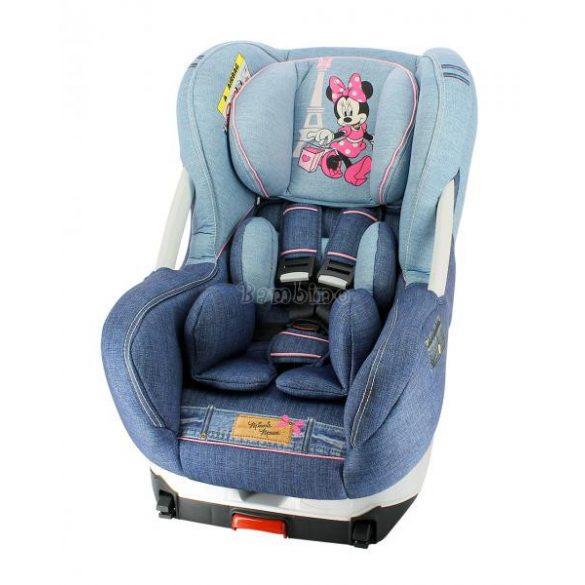 Disney Primo Minnie denim gyerekülés  0-25 kg