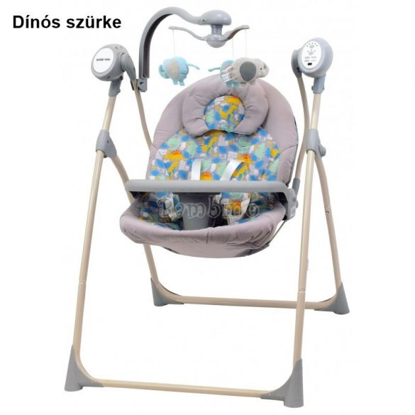 Baby Mix elektromos babahinta távirányítóval (több színben)
