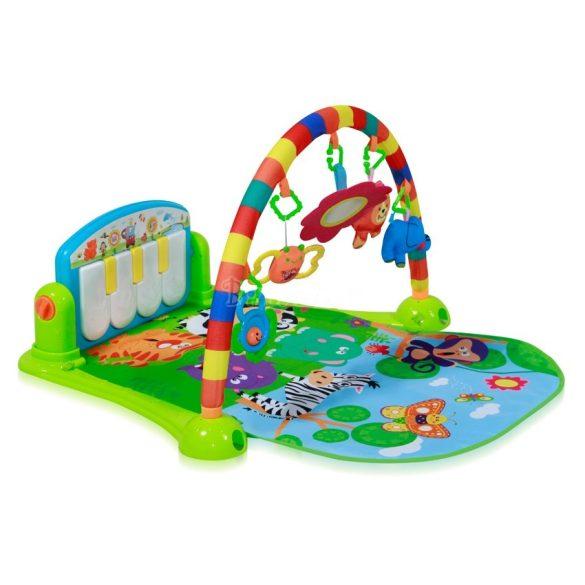 Lorelli Toys zongorás játszószőnyeg kék