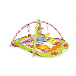 Lorelli Toys buszos játszószőnyeg