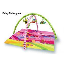 Lorelli Toys tündér mesék játszószőnyeg pink