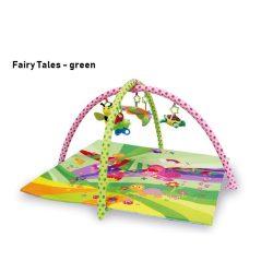 Lorelli Toys tündér mese játszószőnyeg zöld