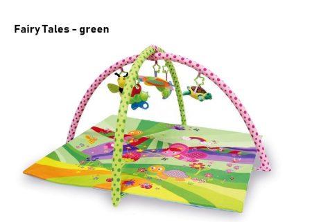 Lorelli Toys játszószőnyeg - Fairy Tales green