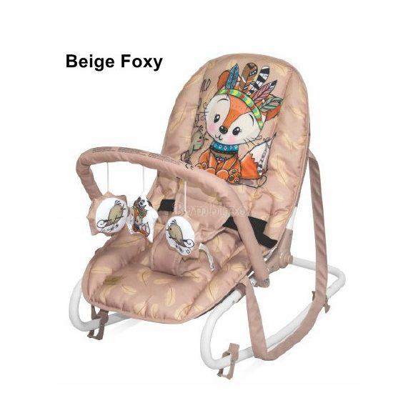 Lorelli Rock Star pihenőszék - Beige Foxy