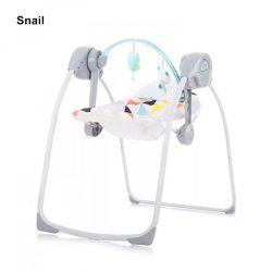 Chipolino Felicity elektromos babahinta 9 kg-ig - Snail