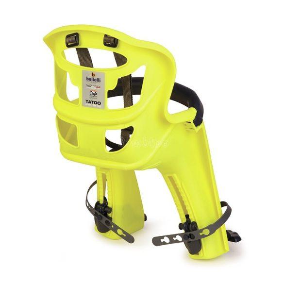 Bellelli Tatoo + handlefix bicikliülés, kerékpárülés 15 kg-ig