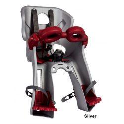 Bellelli Freccia B-Fix bicikliülés, kerékpárülés 15 kg-ig - Silver