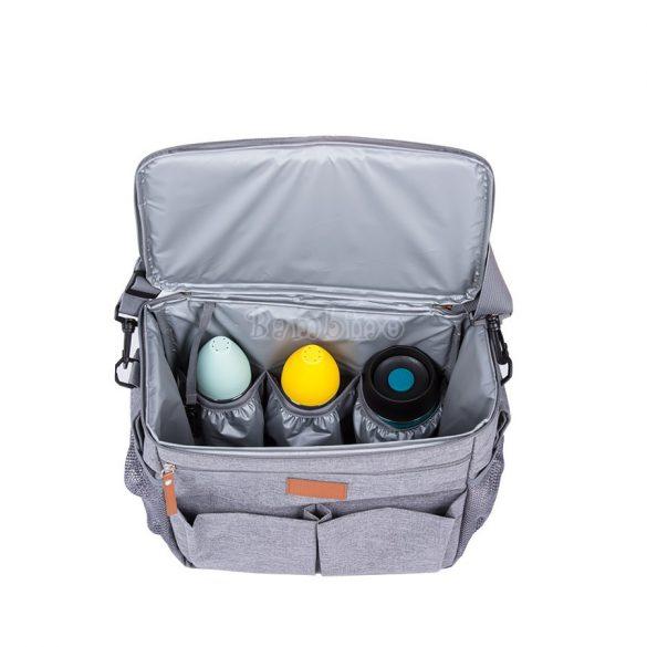 Chipolino Thermo babakocsira rögzíthető 3in1 hátizsák (több színben)