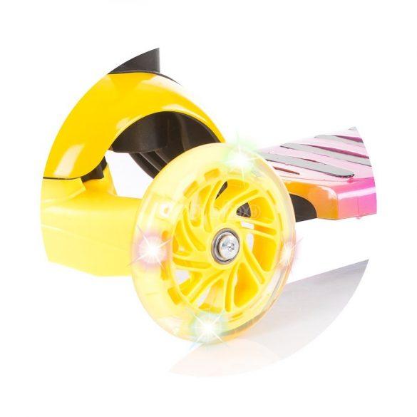 Chipolino Disco roller világító kerekekkel (több színben)