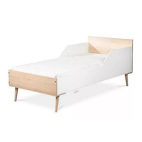 Little Sky Sofie ifjúsági ágy 80x180 - bükk & fehér