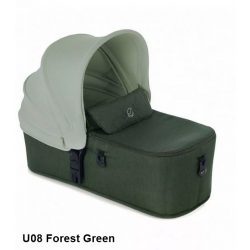 Jané Micro-BB mózeskosár - U08 Forest Green