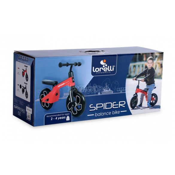 Lorelli Spider futóbicikli (több színben)