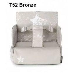 Jané hordozható székmagasító és táska 2in1 - T52 Bronze