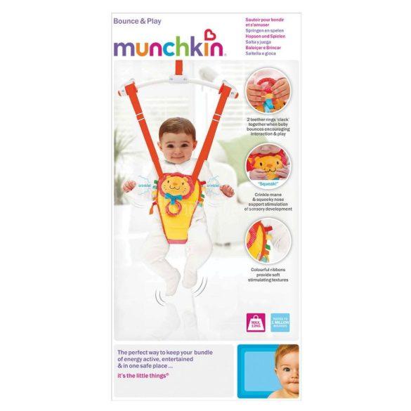 Munchkin ajtóra akasztható oroszlános hinta