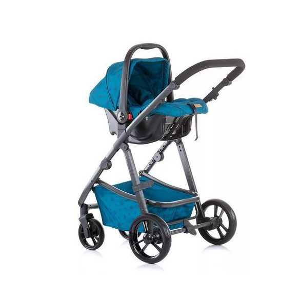 Chipolino Milo autóshordozó adapterrel 0-13 kg (több színben)