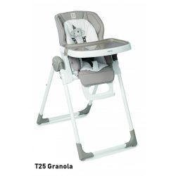 Jané Mila multifunkciós etetőszék és pihenőszék - T25 Granola