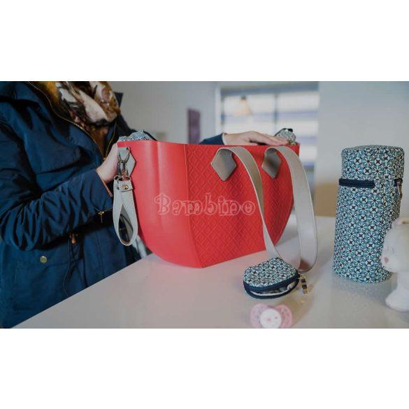 Nuvita myMIA pelenkázó táska + vállpánt (több színben)