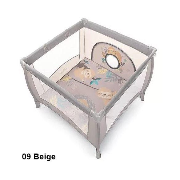 Baby Design Play UP lajháros utazójáróka - 09 Beige