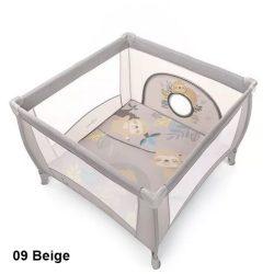 Baby Design Play lajháros utazójáróka - 09 Beige
