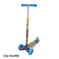 Chipolino Croxer Evo roller - Colorful Graffiti