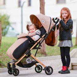 Lorelli Fiona poggyász méretű sportbabakocsi