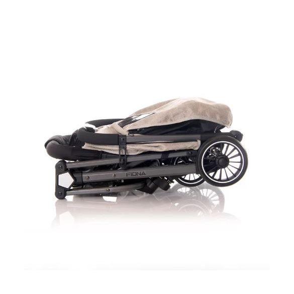 Lorelli Fiona poggyász méretű sportbabakocsi - Wooden Design