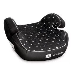 Lorelli Safety isofix ülésmagasító 15-36 kg - Black Crowns
