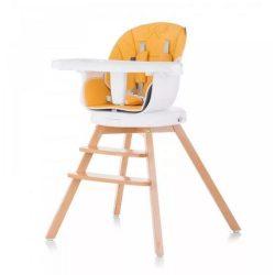 Chipolino Rotto fix 3in1 etetőszék+székmagasító - melon