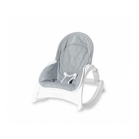 Lorelli Alex 3in1 rezgő-zenélő pihenőszék tálcával