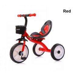 Chipolino Strike tricikli kis kosárkával
