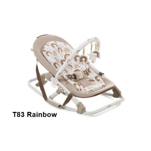 Jané Fold pihenőszék 0-9 kg - T83 Rainbow