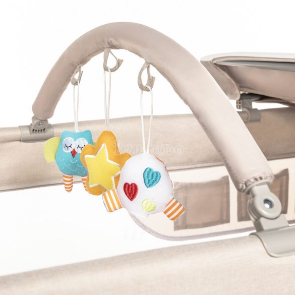 Baby Design Dream 2in1 kétszintes utazóágy (több színben)