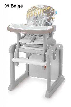 Baby Design Candy 2in1 multifunkciós etetőszék