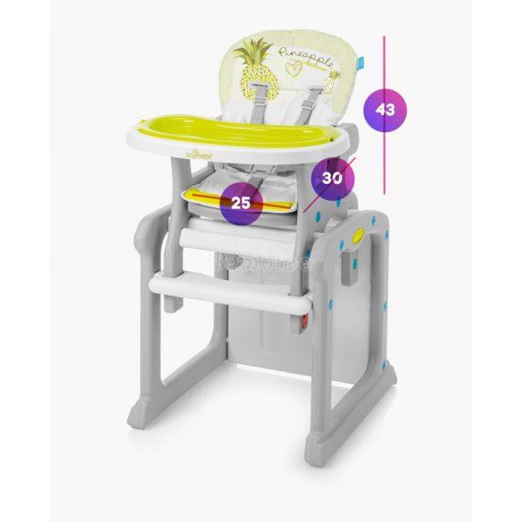 Baby Design Candy 2in1 etetőszék