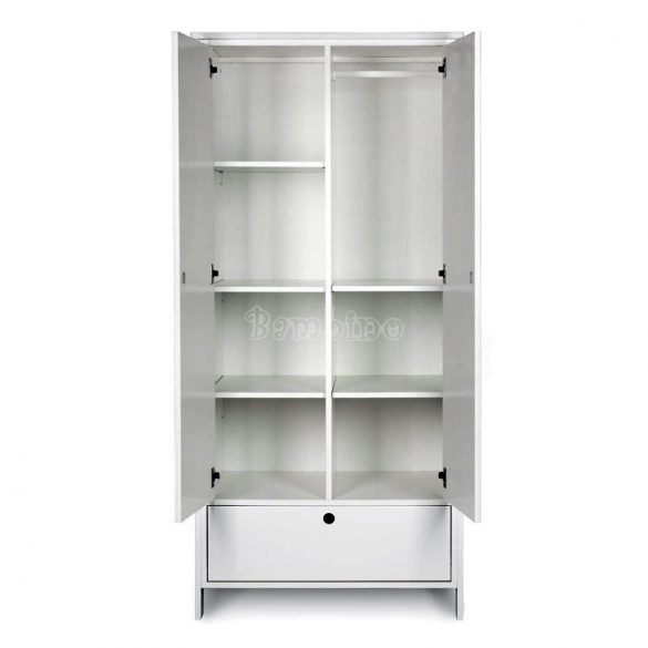 Klups Leon 2 ajtós szekrény