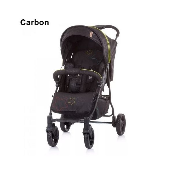 Chipolino Mixie sport babakocsi - carbon