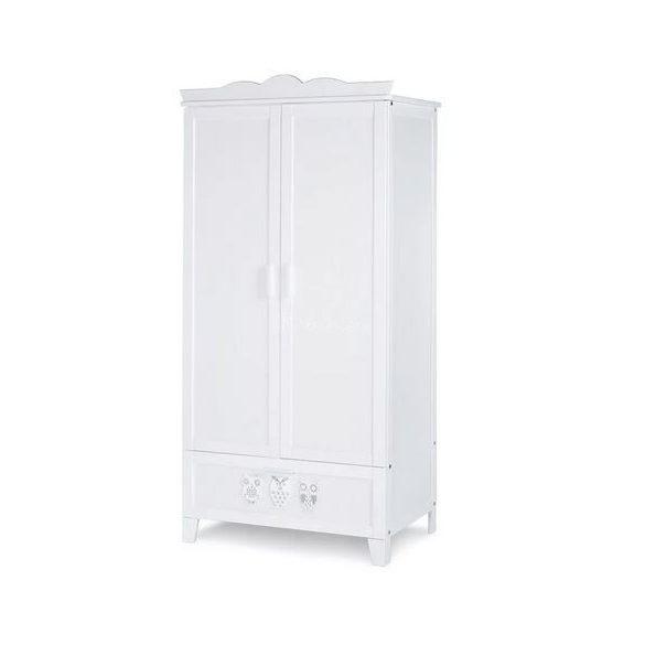 Klups Marsell kétajtós szekrény
