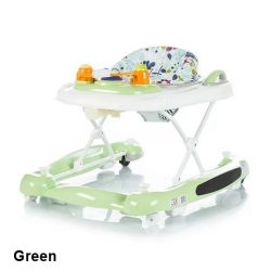 Chipolino Lilly bébikomp, járássegítő 3in1 - green