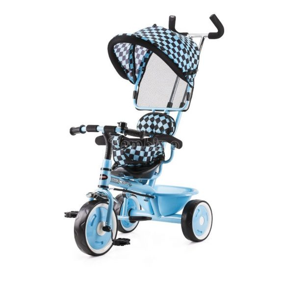 Chipolino Racer tricikli kupolával