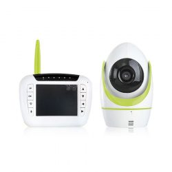 Chipolino Neo Pro kamerás digitális bébiőrző