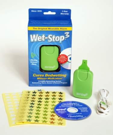 WET-STOP Cseppcsengő - pisicsengő - hordható vizelet stop készülék